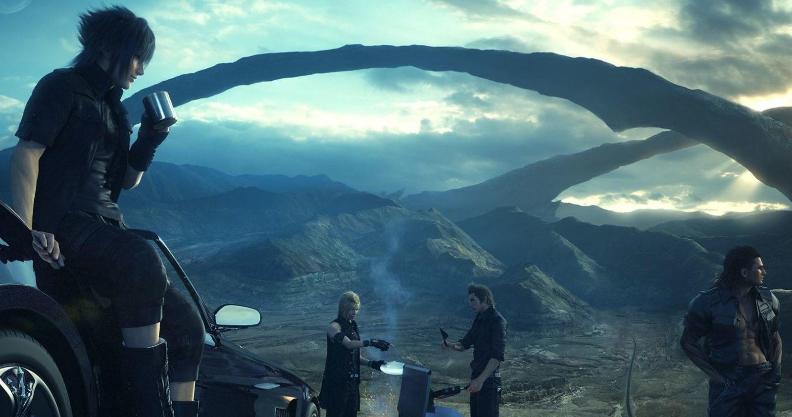 Final Fantasy 15 — гайд по быстрой прокачке персонажа