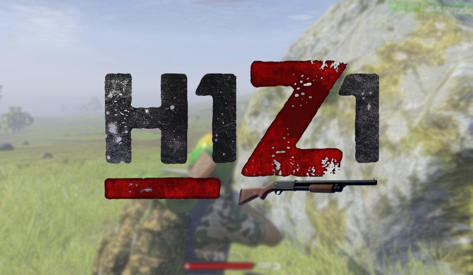 H1Z1: King of the Kill — гайд по стрельбе и оружию