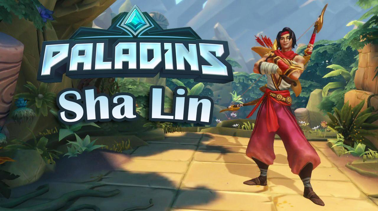 Paladins — гайд-билд на Ша Линь