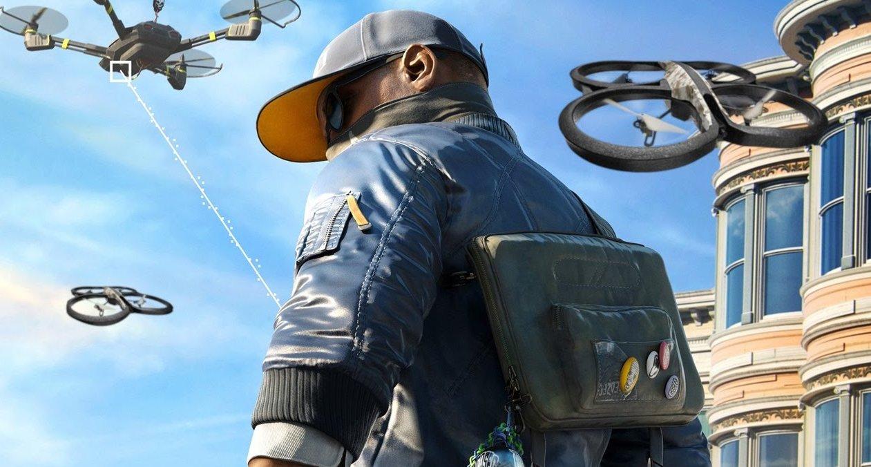 Гайд Watch Dogs 2 — как выиграть гонку дронов