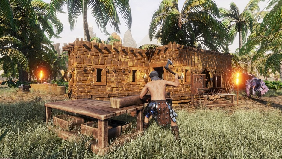 Conan Exiles — гайд по крафту, ресурсам и рецептам