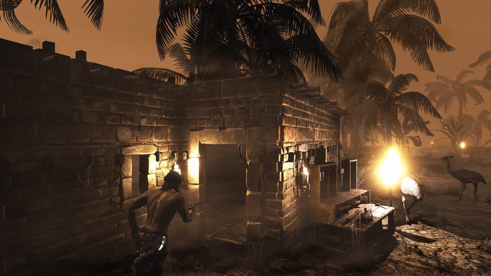 Conan Exiles — гайд по строительству первого дома