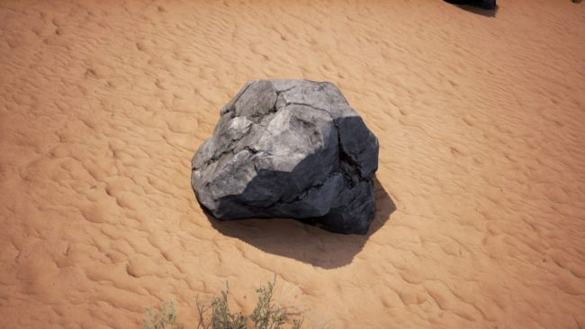 Conan Exiles железная руда