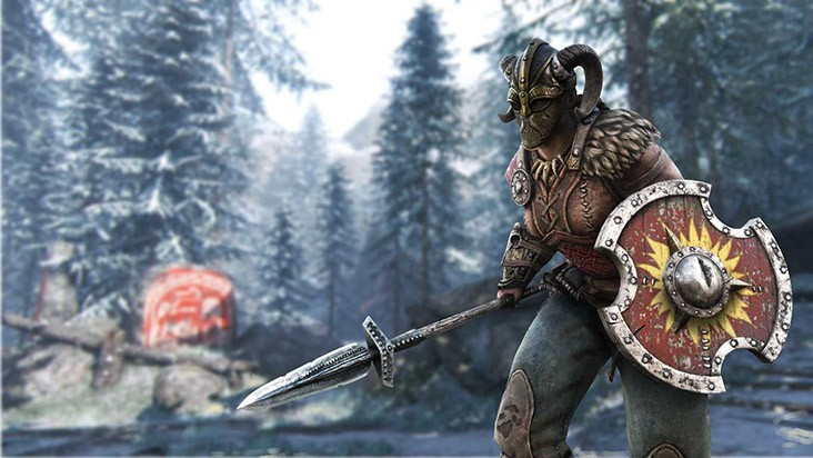 For Honor Валькирия