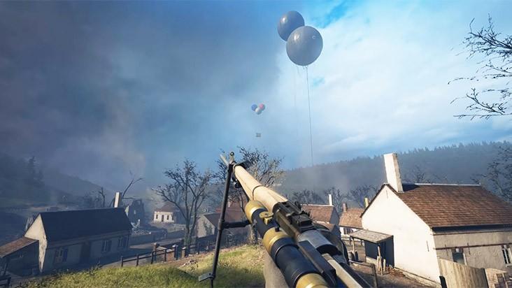Battlefield 1 — пасхалка к мультфильму «Вверх»
