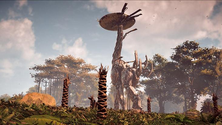 Horizon: Zero Dawn — гайд по открытию всей карты