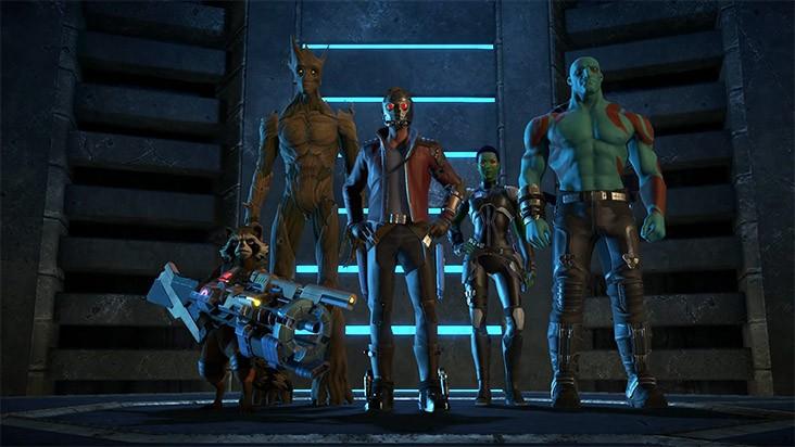 Guardians of the Galaxy — премьера первого трейлера