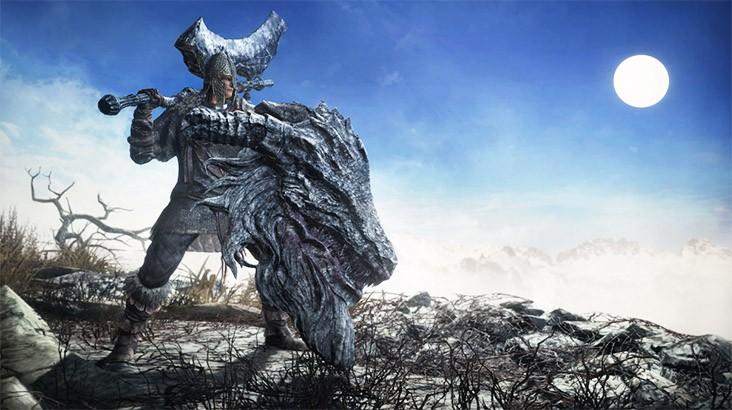 Гайд Dark Souls 3: The Ringed City — как показать свою человечность