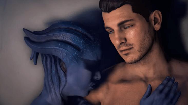 Как заниматься сексом в mass effect