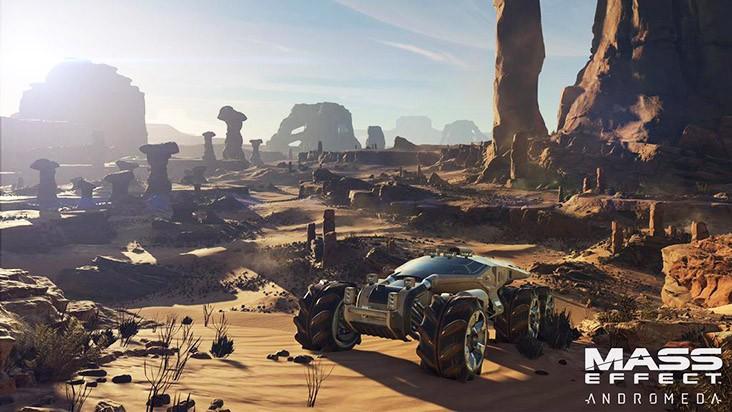 Mass Effect: Andromeda — гайд по Кочевнику