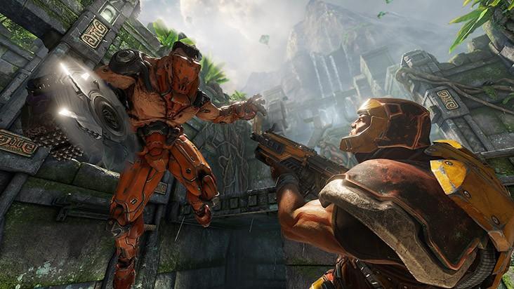 Quake Champions — запишись на закрытый бета-тест