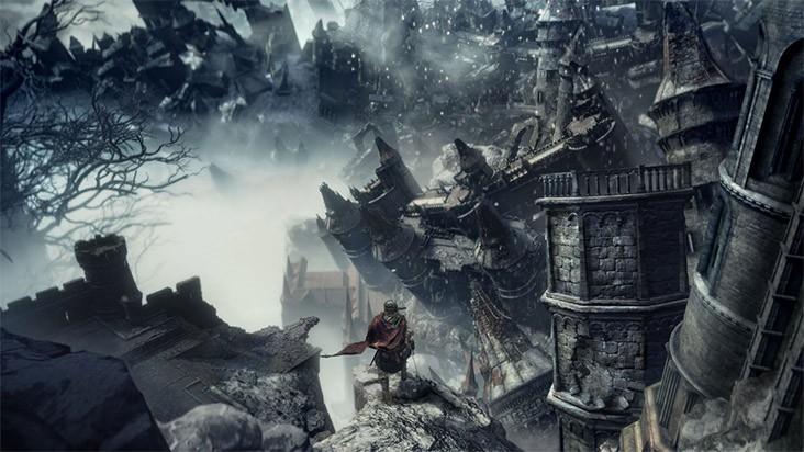 Гайд Dark Souls 3 — как начать дополнение The Ringed City