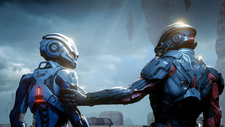 Mass Effect: Andromed — версия для PC взломана