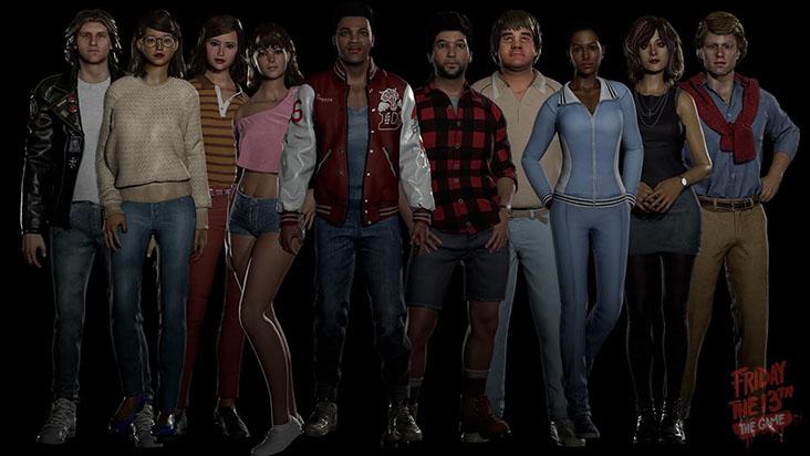 Гайд Friday the 13th: The Game — характеристики и особенности вожатых