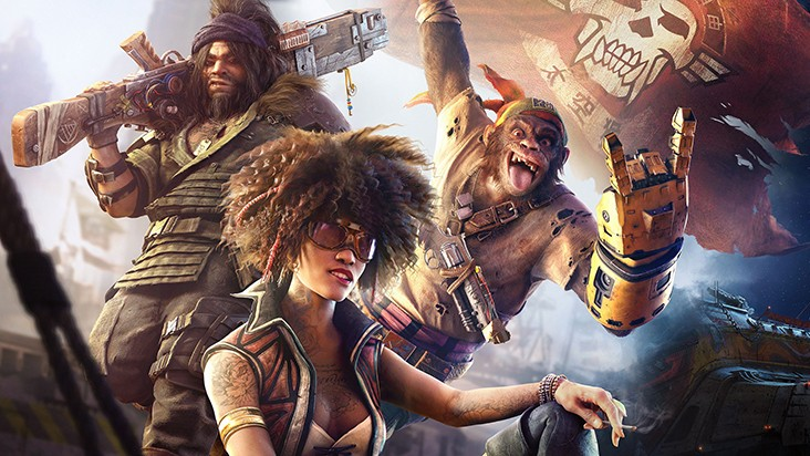 E3 2017 — анонс Beyond Good and Evil 2