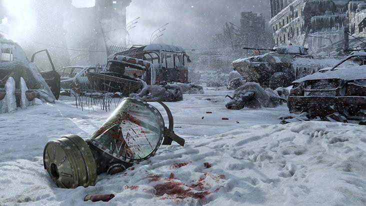 Metro Exodus взломали