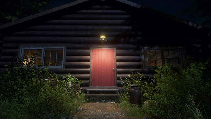 Гайд Friday the 13th: The Game — где найти хижину Джейсона