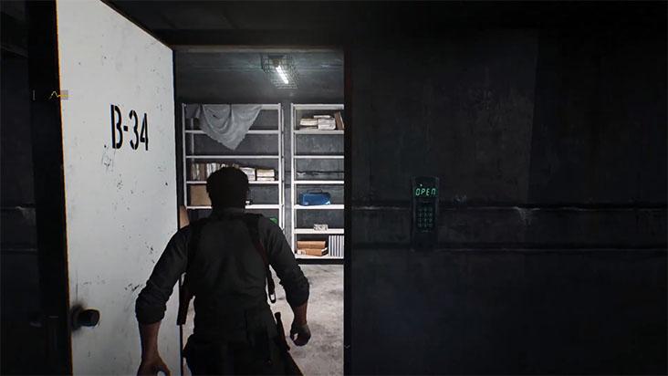 Гайд The Evil Within 2 — как открыть дверь B-34