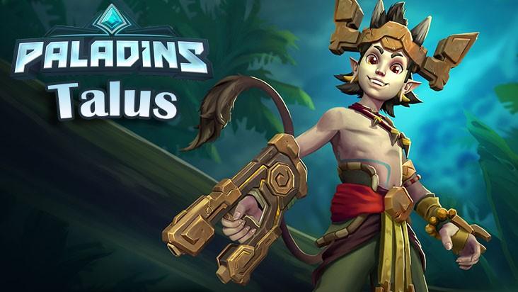 Paladins — гайд-билд на Талуса