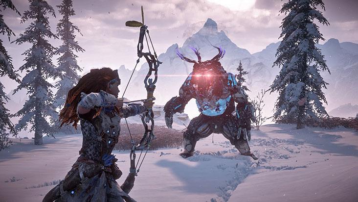 Horizon Zero Dawn: The Frozen Wilds — гайд по новому оружию