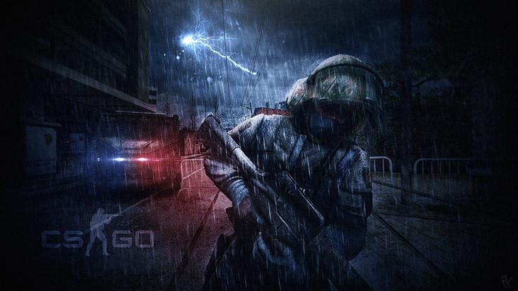 Слух — в CS:GO появится режим Battle Royale
