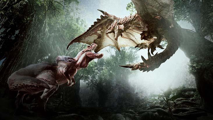 Monster Hunter: World — дата выхода на ПК