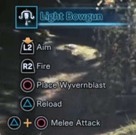 light bowgun