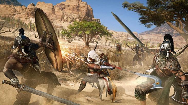 Assassin's Creed Origins — гайд по лучшим способностям