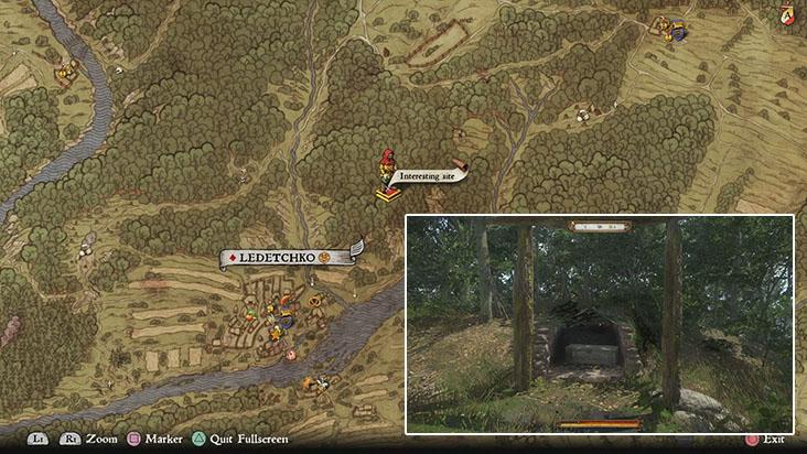 Карта сокровищ 6