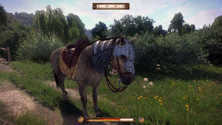 Гайд Kingdom Come: Deliverance — как улучшить лошадь
