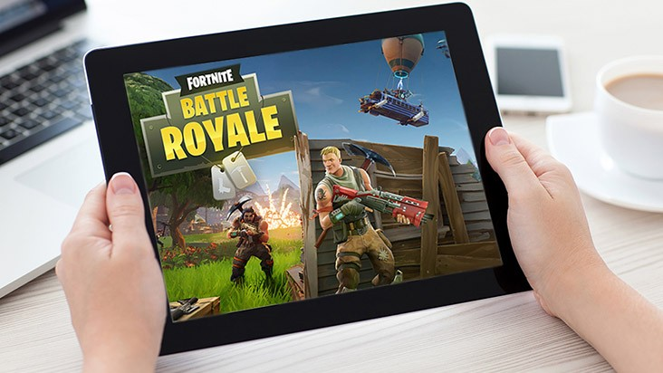 Fortnite: Battle Royale выйдет для iOS и Android