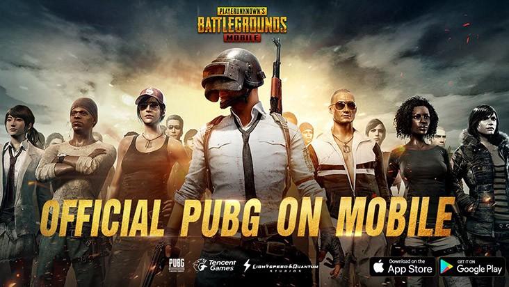 PUBG Mobile — официальная игра для мобильных устройств