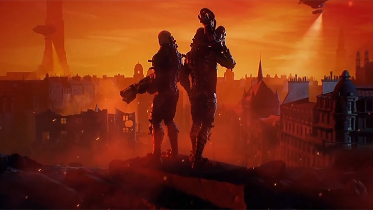 E3 2018 — анонс Wolfenstein: Youngblood