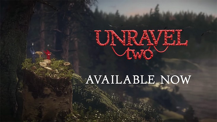 E3 2018 — анонс и релиз Unravel Two