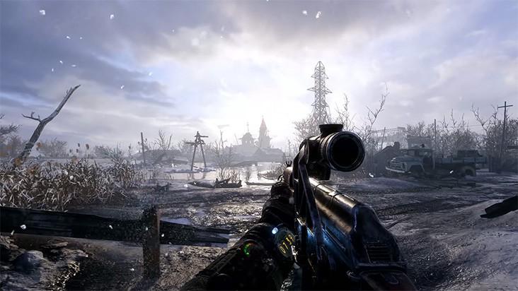 E3 2018 — еще один геймплейный ролик Metro Exodus и много новых подробностей