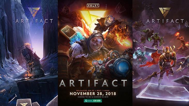 Стала известна дата выхода и стоимость Artifact