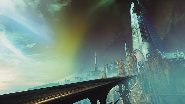 Гайд Destiny 2: Forsaken — как открыть Город грез