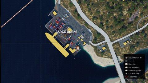 Грузовой порт(Cargo Docks)