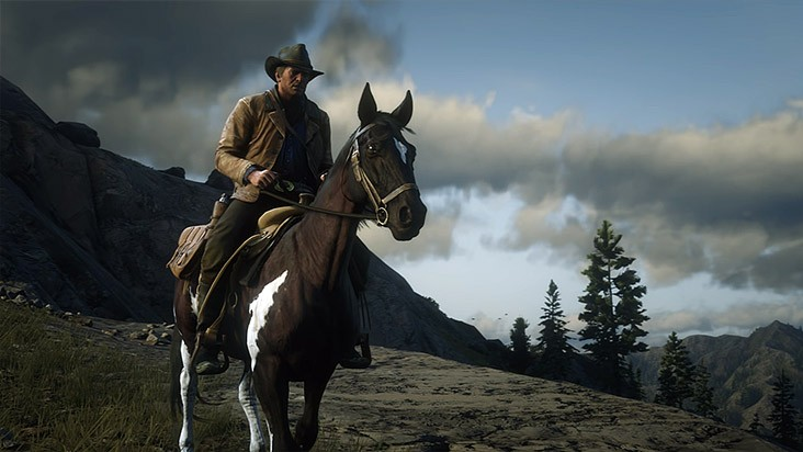 Red Dead Redemption 2 — читы на оружие, бесконечные патроны и другое