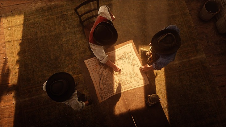 Red Dead Redemption 2 — гайд по заработку денег