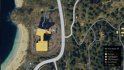Строительная площадка (Construction Site)