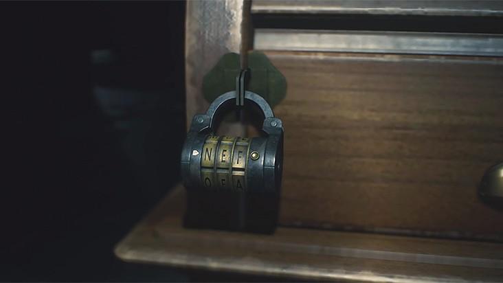 Гайд Resident Evil 2 Remake — коды от всех замков и сейфов