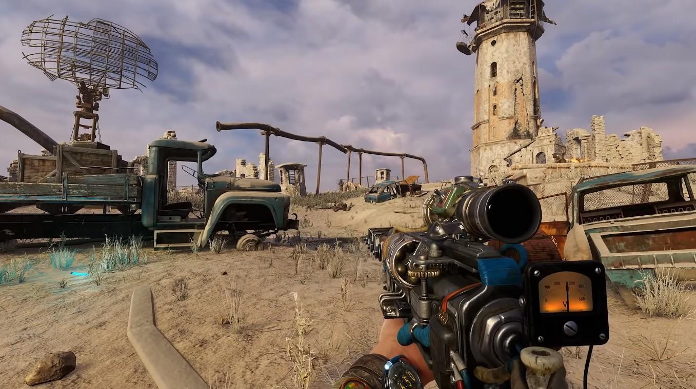 Metro Exodus – гайд по оружию и его улучшению