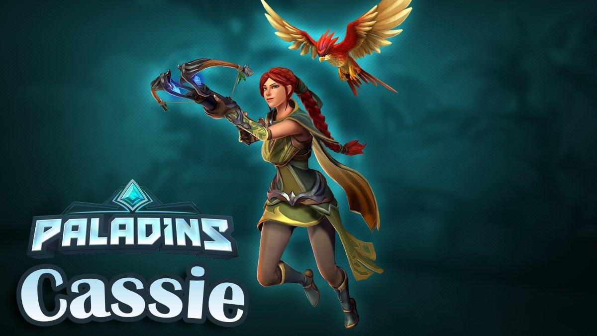 Paladins Cassie