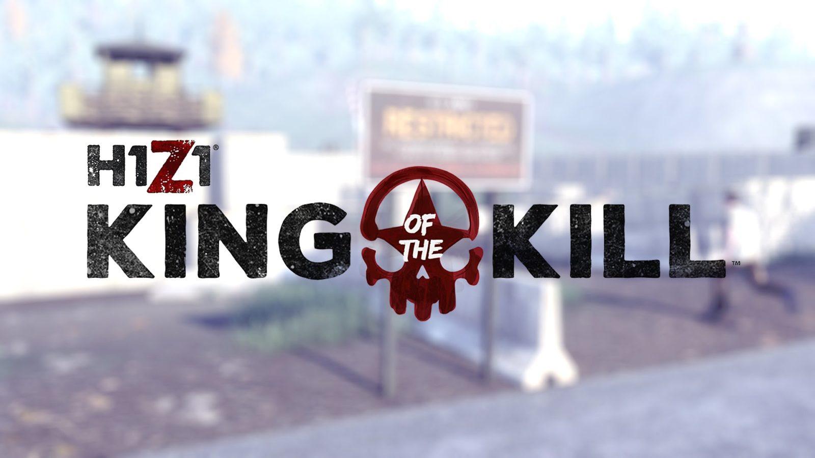 Гайд H1Z1: King of the Kill – как ориентироваться по карте