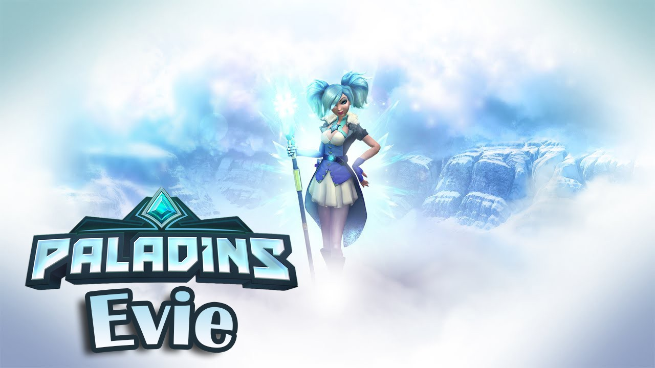 Paladins — гайд-билд на Иви