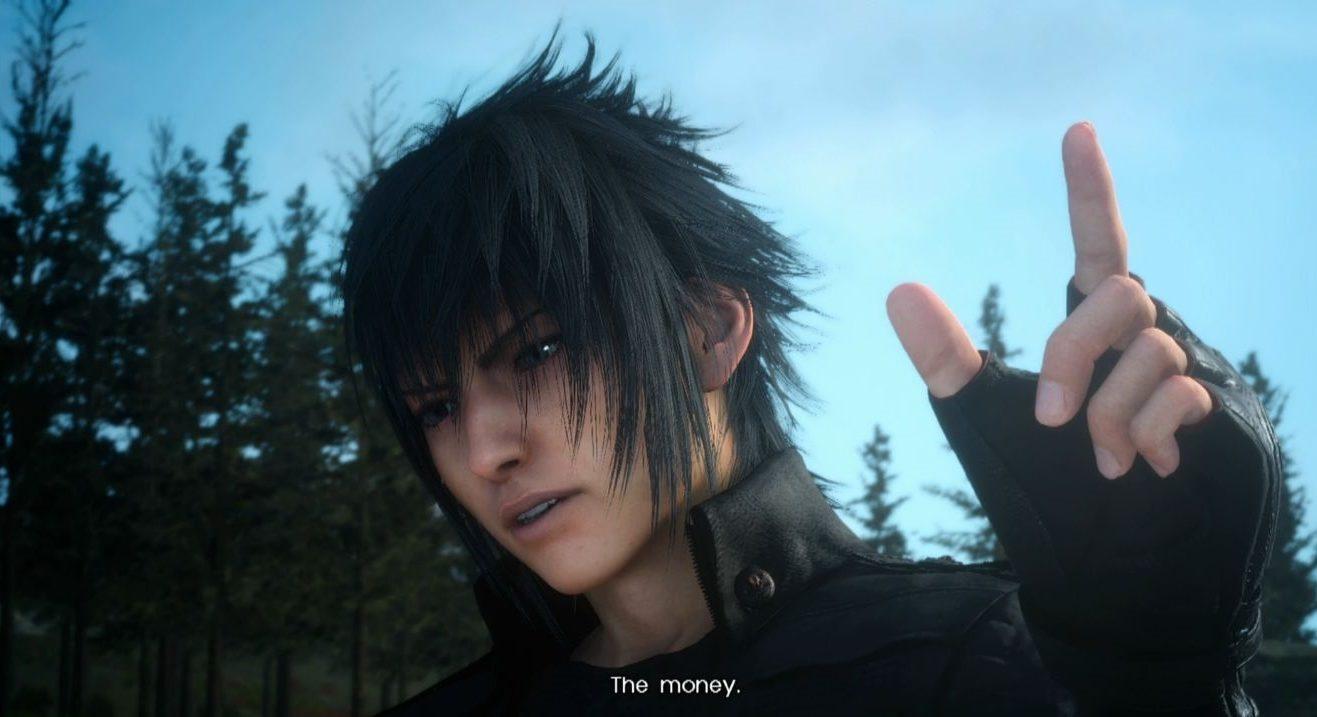 Final Fantasy 15 – гайд по заработку денег (гил)