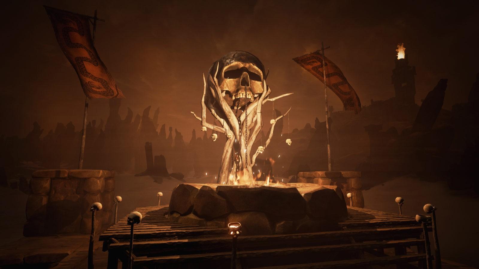 Conan Exiles — гайд по системе богов и аватаров