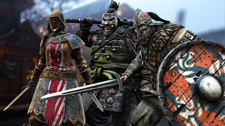 for honor экипировка