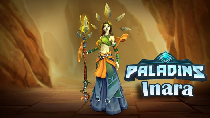 Paladins — гайд-билд на Инару